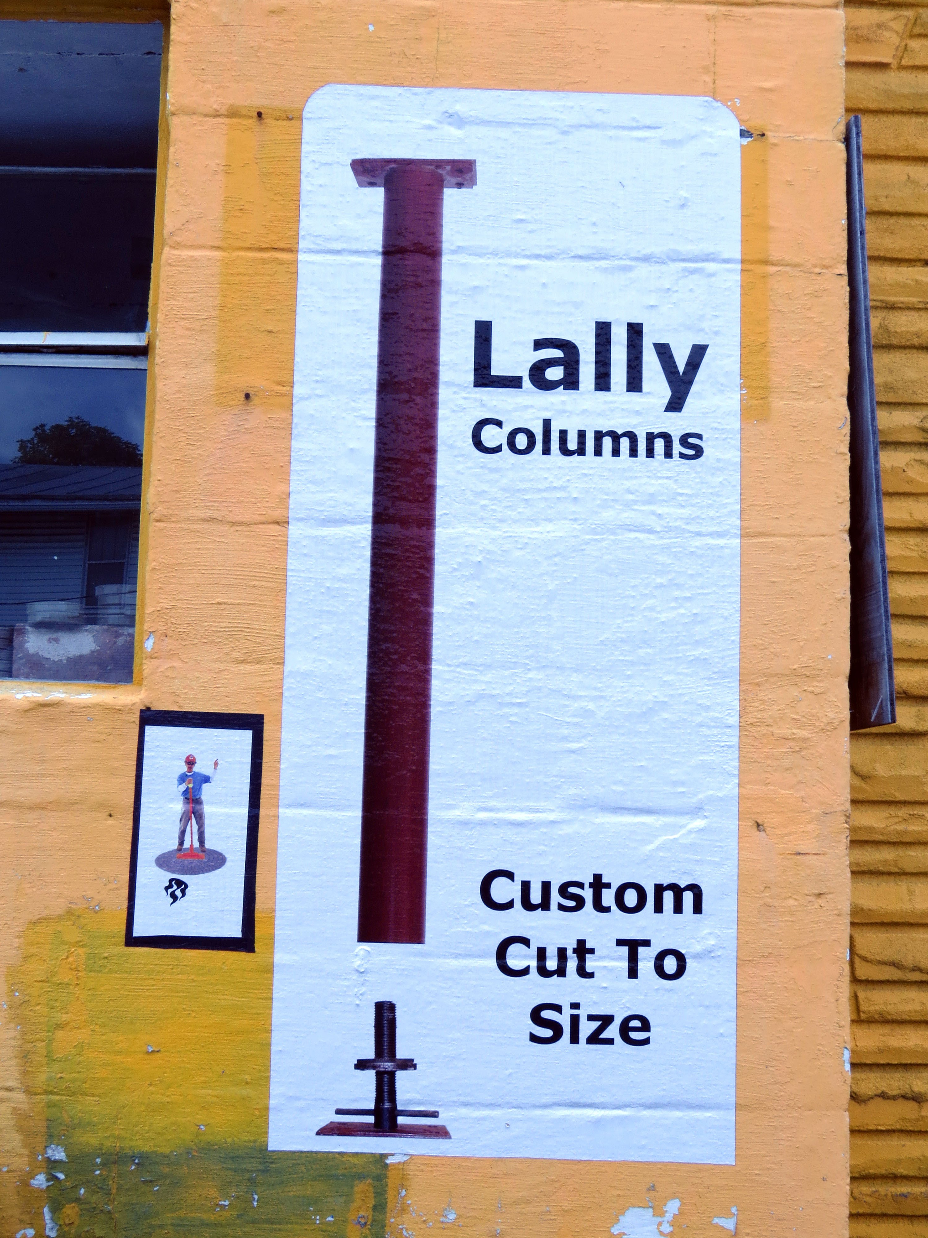About Us Lally Column Custom Sizes