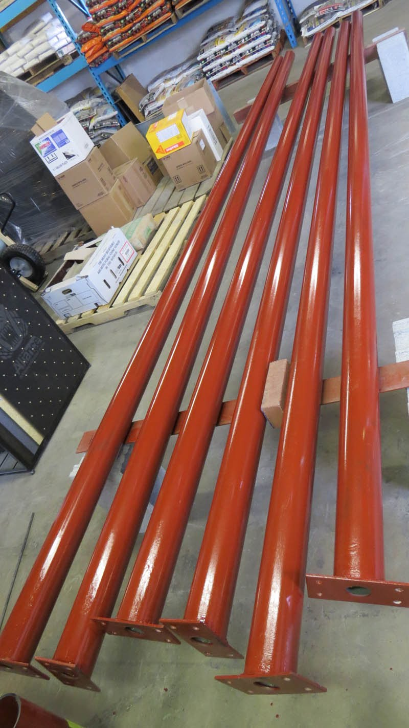 Lally Column Sizes | Lally Column | Custom Sizes